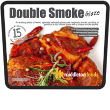 Double Smoke Glaze